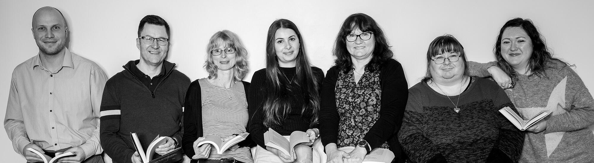 tj books team - About Us